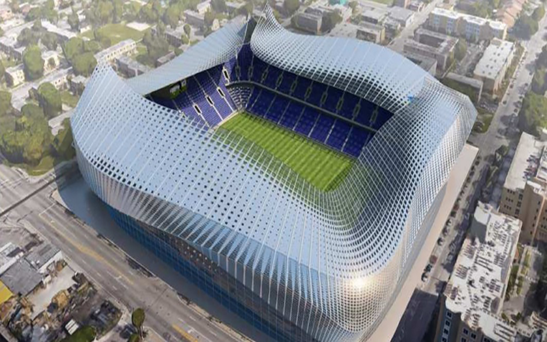 David Beckham's MLS stadium headed for important city vote