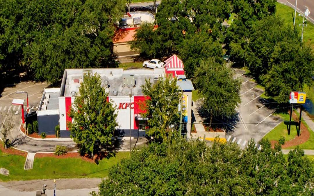 NNN KFC & Long John Silver's Bradenton FL