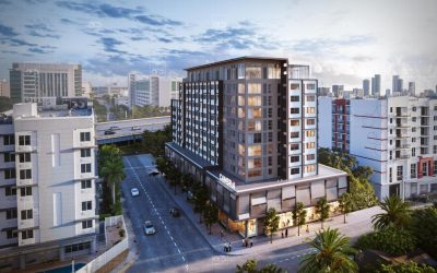 Cambria Hotel Planned For Overtown With 195 Rooms
