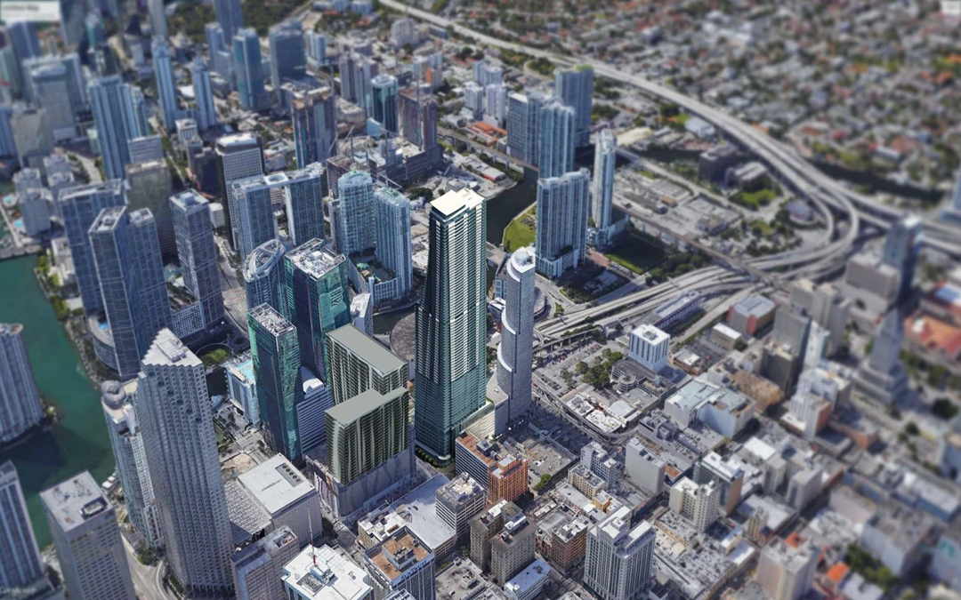 Miami Approves 82-Story 2nd & 2nd Tower After 16 Months Of Review