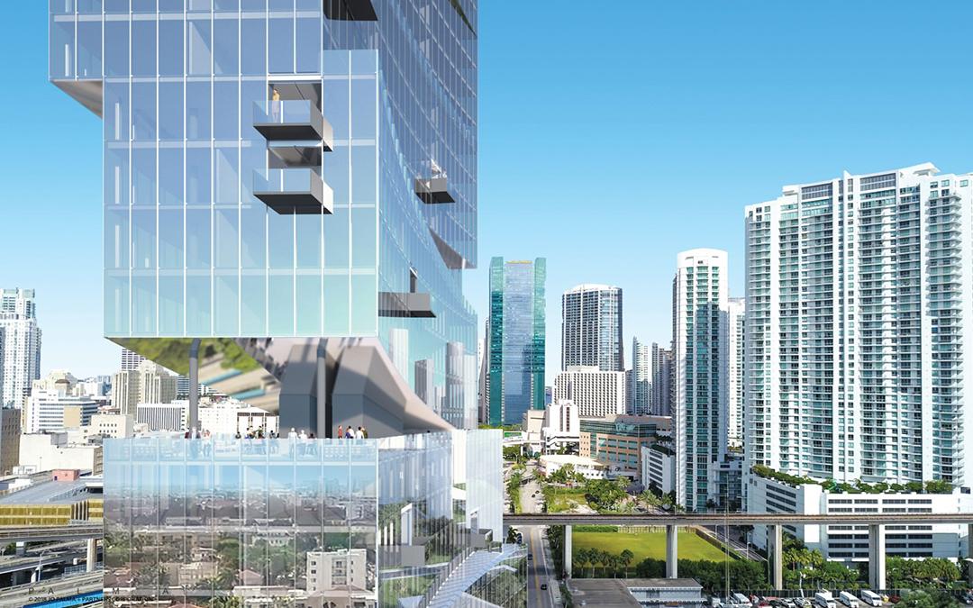Architect Jo Palma Designing The Basel Miami, A 36-Story Tower