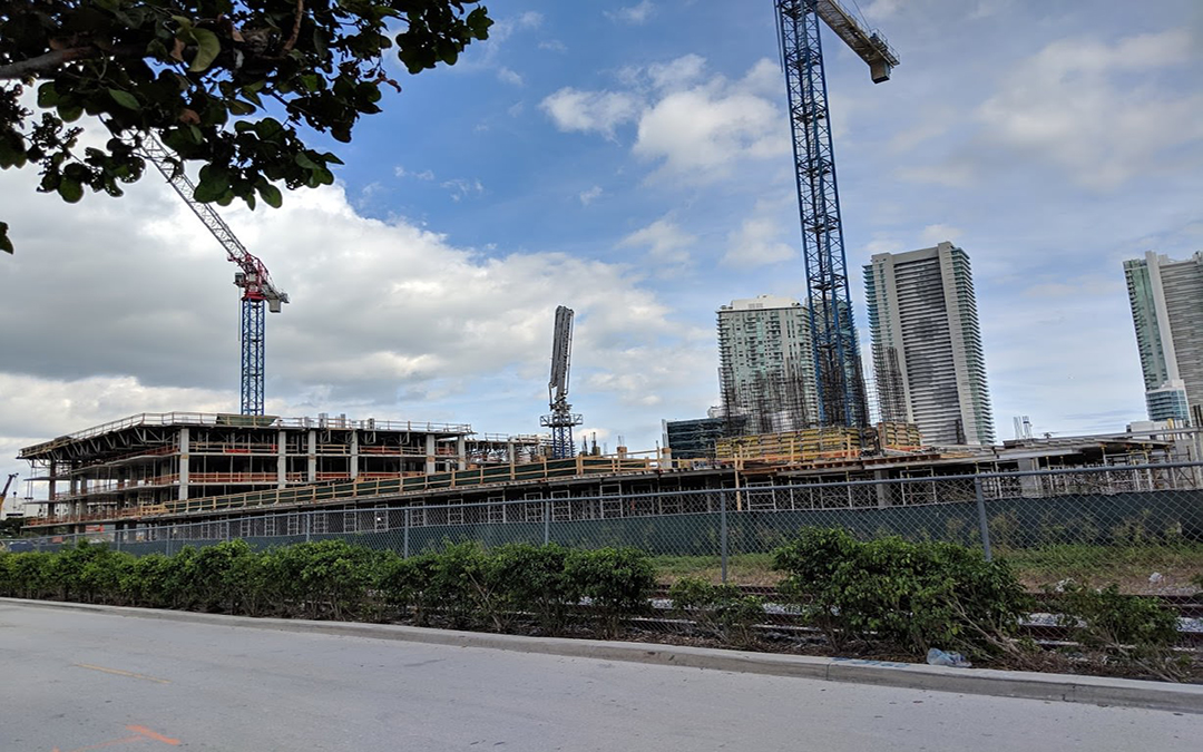 Photos: 720 Units Under Construction At Chiquita Banana Site In Midtown Miami