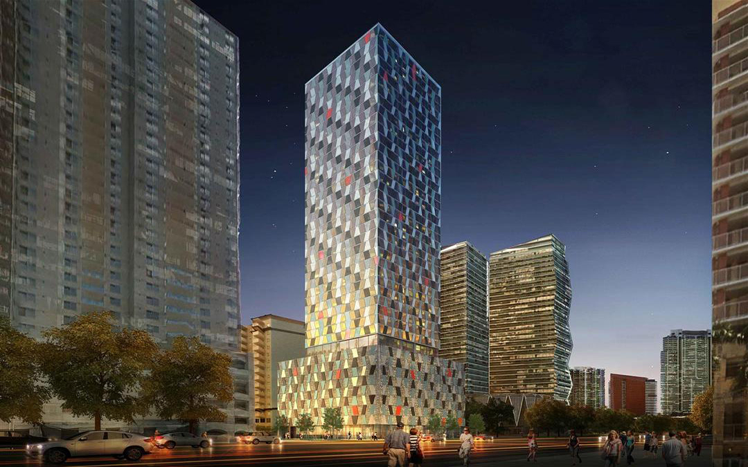 44-Story Wyndham Could Begin Construction In Brickell Soon