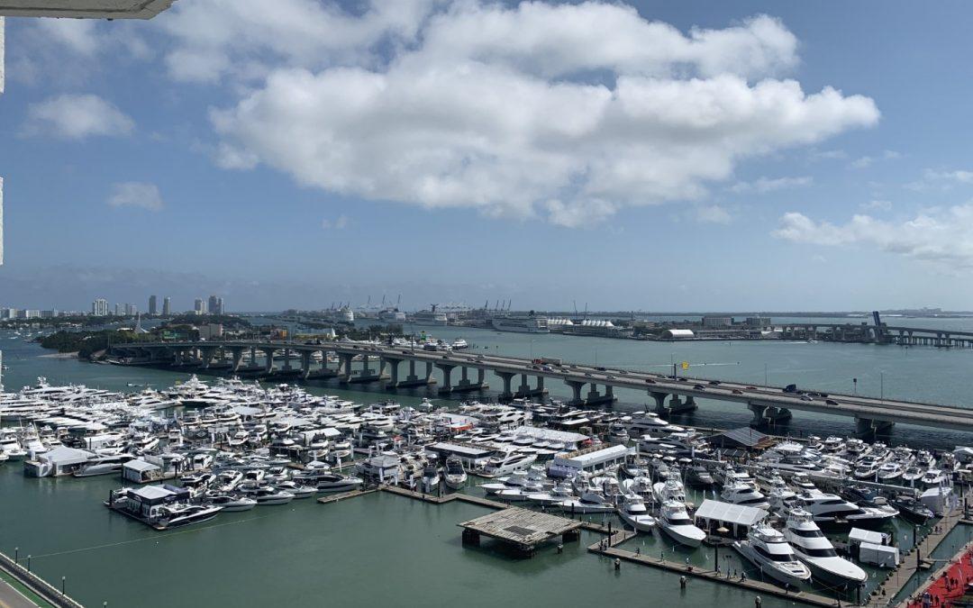 Photos: Yacht Show Held At Resorts World Miami After Organizer Donates $150k Towards Baywalk