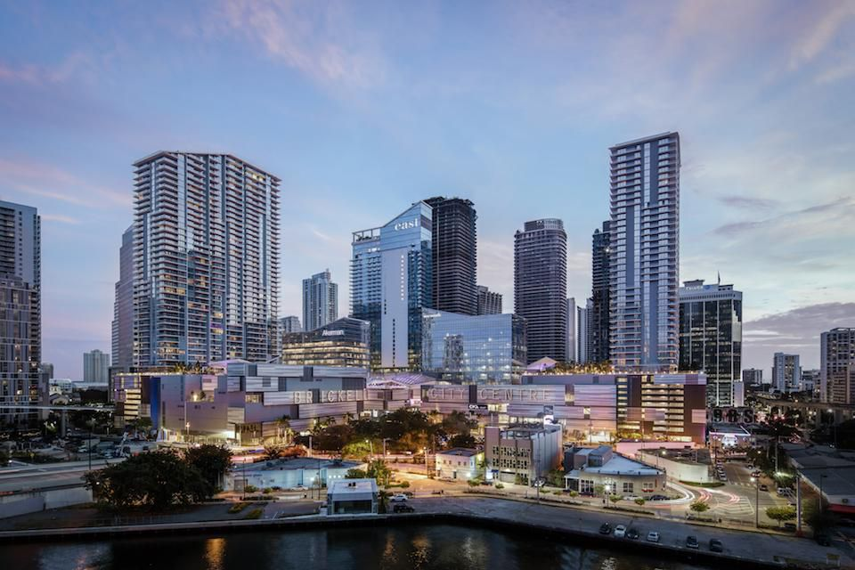 Six Reasons Everyone Is Moving To Miami's Brickell Neighborhood