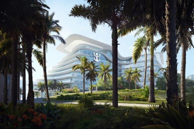 ROYAL CARIBBEAN WANTS TO BUILD $300 MILLION HQ BUILDING AT PORTMIAMI