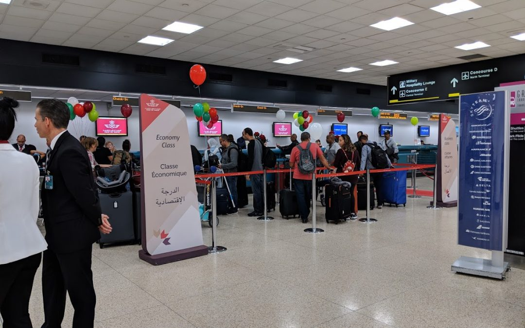 MIA GETS NEW FLIGHTS FROM ROYAL AIR MAROC & NORWEGIAN, WITH PASSENGER TRAFFIC UP 6% THIS YEAR