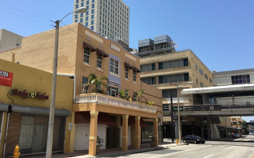 MOISHE MANA BUYS DOWNTOWN MIAMI'S SILVER BELL BUILDING