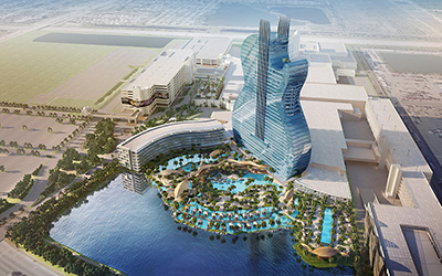 Guitar-Shaped Hotel Is Aimed at Transforming City Near Miami Into Global Gaming Destination