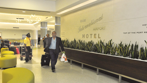 County aims to build two hotels at Miami International Airport