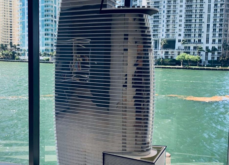 FOUNDATION POUR FOR 66-STORY ASTON MARTIN RESIDENCES SCHEDULED THIS WEEKEND