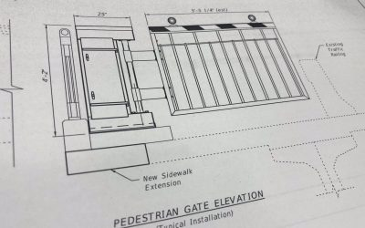 BRICKELL AVENUE BRIDGE WILL SOON BE GETTING NEW PEDESTRIAN GATES AS FDOT TRIES TO SPEED UP OPENINGS