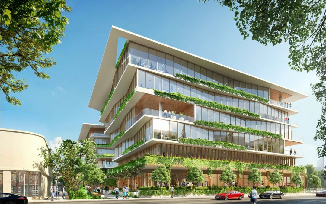 ARCHITECT NBWW'S ALTERNATIVE DESIGN FOR STARWOOD'S MIAMI BEACH HQ SITE