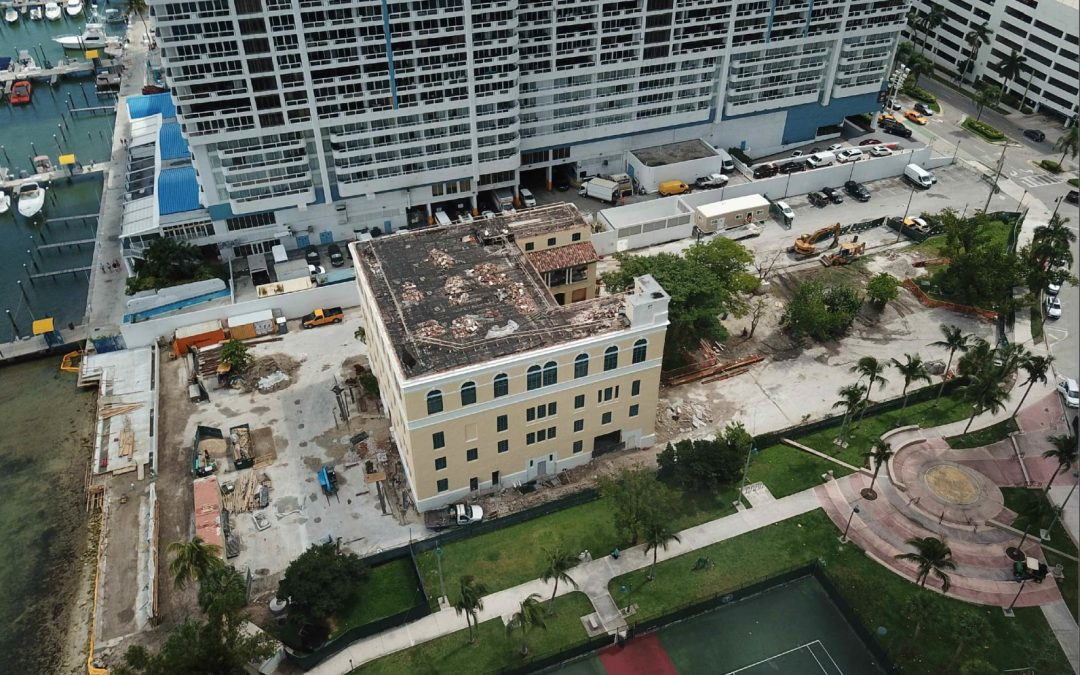 PLANS FILED TO BUILD MULTI-LEVEL RESTAURANT AT HISTORIC MIAMI WOMAN'S CLUB BY GROOT HOSPITALITY & TAO GROUP