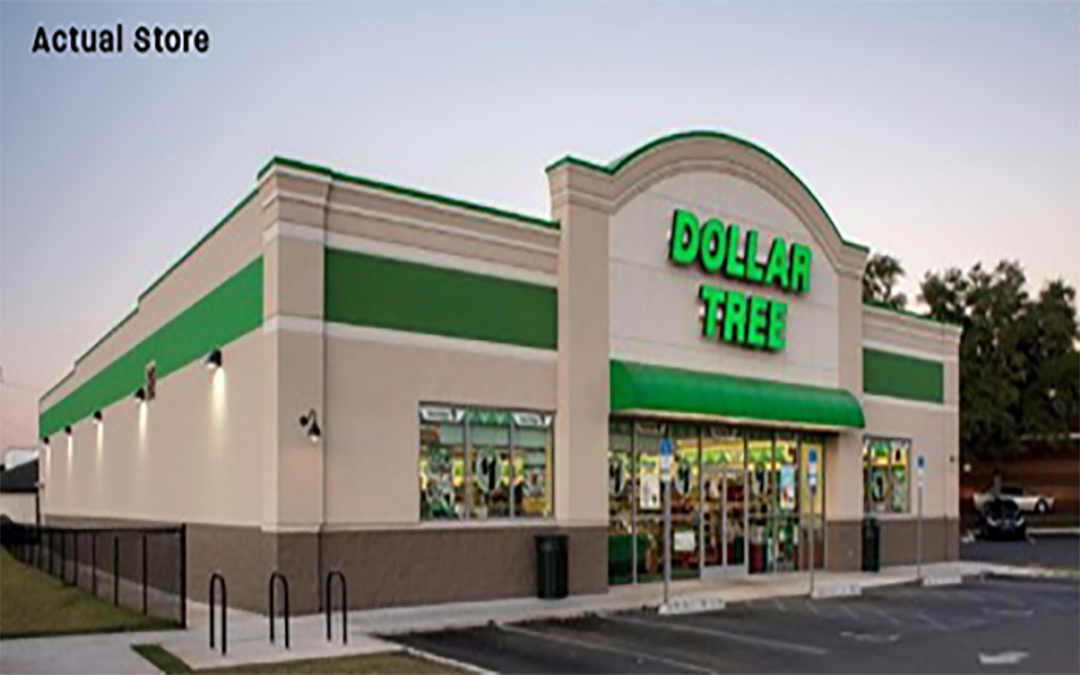 Dollar Tree | Absolute NNN | Corporate Guarantee