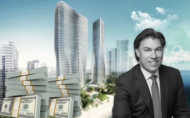Not stopping for the pandemic: Fortune, Château could launch Sunny Isles project by year-end