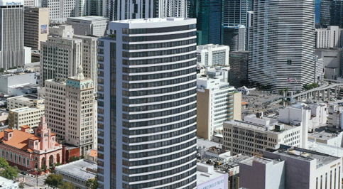 Downtown Miami developer seeks 37-story tower with all off-site parking